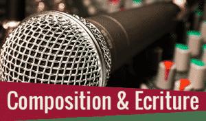 composition - artist studio project - musique-enregistrement-composition