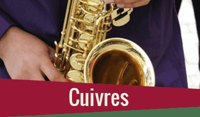 cuivres - artist studio project - musique-enregistrement-composition