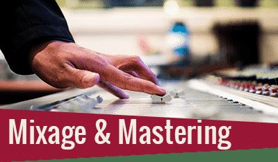 mixage et mastering - artist studio project - musique-enregistrement-composition